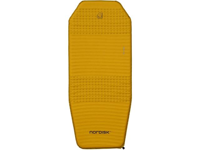 Nordisk Ven 2.5 Self-Inflatable Mat mustard yellow/black